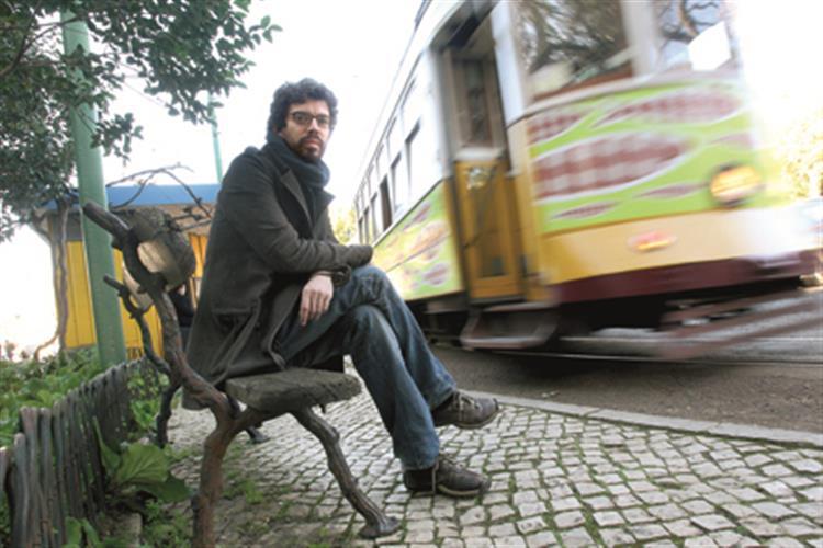 João Tordo, l'auteur de Le domaine du temps